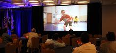 Screening of The Ways: Lady Thunderhawks at the 2014 Native Media Conference #NativeMedia14 #GoingTraDigital