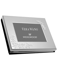 Vera Wang Wedgwood Vera Lace Bouquet Photo Guest Book - Collections - For The Home - Macy's