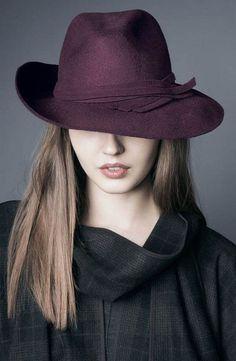 Fedora Hats for Women |.: #HatsForWomenFancy