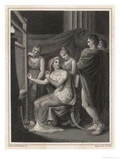 Penélope, un mito oscurecido por el gran héroe Ulises.