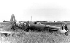 Spitfire Mk. Vb, a machine of No. 412 (Canadian) Squadron.