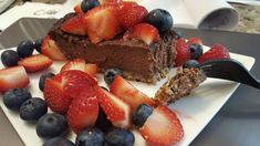 Wholesome Chocolate Cheesecake Pie   Love Chard