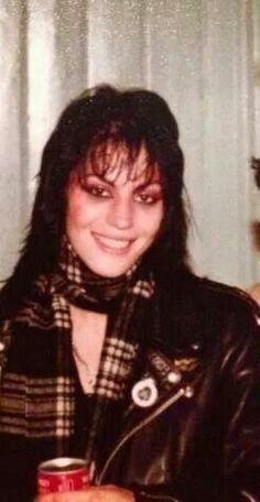 The lovvely Joan Jett!