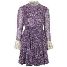 Ottoline Dress by Topshop