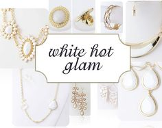 White Hot Glam Live Auctions Every Monday Night!!