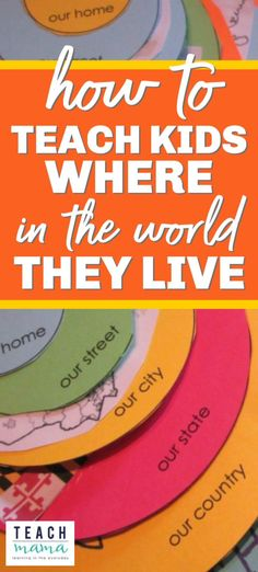 Me on the Map: how to teach kids where in the world they live! Circles show where kids live on the planet, continent, co Continents Activities, Geography Activities, Geography For Kids, Geography Lessons, Teaching Geography, Social Studies Activities, Teaching Social Studies, Educational Activities For Kids, Teaching Activities