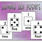 9 Posters to hang in your classroom on your math wall.  Shows the domino dots as well as the number and the number word.  Included numbers 1-9. If ...
