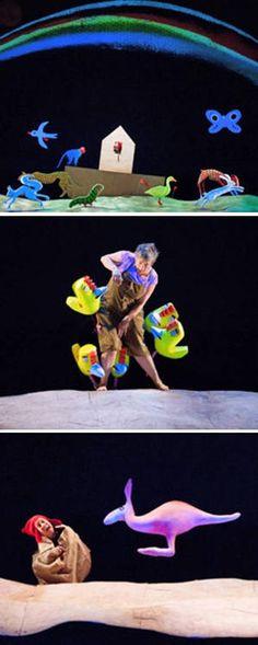 """Espectacle musical infantil """"La casa flotant"""" al Gran Teatre del Liceu (Barcelona). 14 i 15 de febrer"""