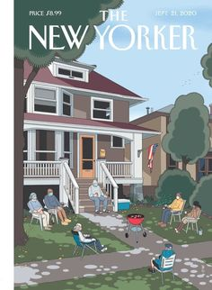 The New Yorker Cover for 9/21/2020