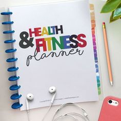 "The Health & Fitness Planner is perfect way to help anyone keep track all things food and fitness related in order to maintain, meet or exceed their goals.A total or 19 printable pages are included in the digital file (size 8.5""x11""), see details of each page below in the product description.This is a digital, printable pdf file only. No physical product will be sent to you. You will need a PDF reader (Adobe can be downloaded for free from their website) for viewing and printing..."