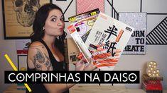 Comprinhas na Daiso Japan | by Aline Albino