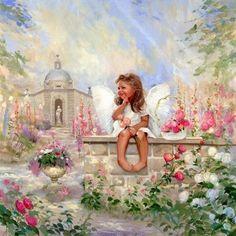 "http://iamachild.files.wordpress.com/2012/12/garden-of-dreams-angels-among-the-roses.jpg ""Garden of Dreams: Angels Among the Roses"" by Donald Zolan"