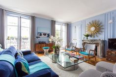 A peek inside Rue de Rome in Paris from onefinestay Vacation Apartments, Paris Apartments, Rental Apartments, Rome Vacation, Paris Flat, Places To Rent, Parisian Apartment, Luxury Services, Serviced Apartments