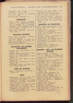 499 [467] - Adressbuch Insterburg, 1932, Инстербург, Черняховск