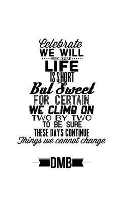 dmb love.