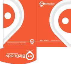 BizBuddy Corporate Presentation Folder Design