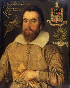 """Thomas ap Ieuan ap David of Arddynwent by an unknown artist c.1610. National Museum of Wales -- here scanned from Tarnya Cooper, """"Citizen Portraits"""" (YaleUP, 2012)"""