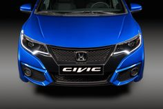 Honda's Lineup of Pre-Production Concepts Is Spearheaded by the Civic Type R Honda Civic Sport, 2015 Honda Civic, New Honda, Honda Type R, Pre Production, Sports Pictures, Fuel Economy, Diesel Engine, Hot Cars