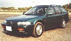 Honda US Accord Wagon