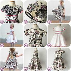 Amanda's Dress PDF Pattern