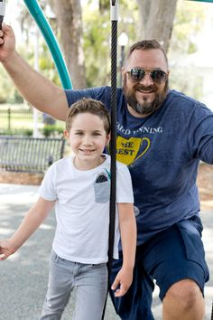 Father and son! Our 2019 Father's Day Gift Guide is live!! Looking for the perfect Fathers Day gifts for the dads in your life? From top US lifestyle blogger Tabitha Blue of Fresh Mommy Blog