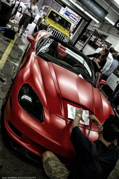 2012 Gumball 3000 NYC Garage Tour, Photo taken by: Sam Moores