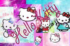 Hello Kitty Wallpaper Pack by Psycho--Princess.deviantart.com on @deviantART