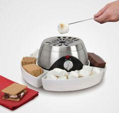 Indoor Campfire-Worthy Toasted Marshmallows, $69.95