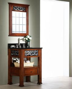 Image Gallery For Website Xylem Iris Cinnibrown Bathroom Vanity blends the warmth of wood with the boldness of