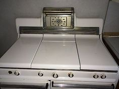1950S Oven | Vintage Antique 1950s Kenmore Gas Stove Range Oven in great condition