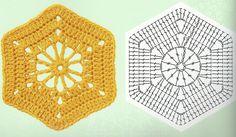 Por qué no?: Atrapasueños. ☀CQ #crochet #crafts #DIY.