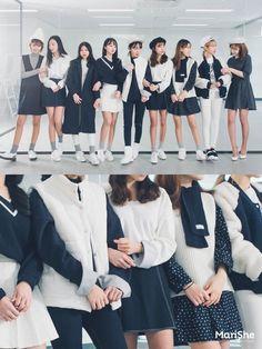 Minimalme - Korean Fashion Similar Look - Fashion Korean Fashion Trends, Korean Street Fashion, Korea Fashion, Asian Fashion, Look Fashion, Trendy Fashion, Girl Fashion, Fashion Outfits, Fashion Design
