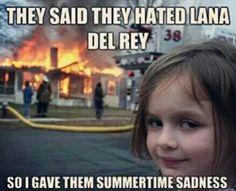 Lol! Lana Del Rey #LDR