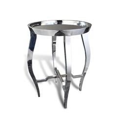 Hand worked stainless steel cocktail table based on classical Chinese design. Furniture Dolly, Cheap Furniture, Furniture Ideas, Antique Chinese Furniture, Vintage Furniture, Classic Furniture, Modern Furniture, Bedroom Furniture, Kitchen Furniture Inspiration