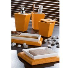 Kyoto 5-Piece Bathroom Accessory Set