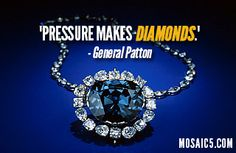General Patton knew what pressure was and how to handle it. #patton #pressure