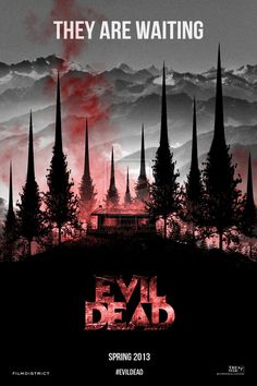 Evil Dead 2013 by ~myrmorko