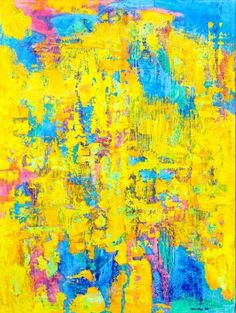 Buy Wildthing - abstract large oil painting 90 x 120 cm, Oil painting by Volker Mayr on Artfinder. Discover thousands of other original paintings, prints, sculptures and photography from independent artists.