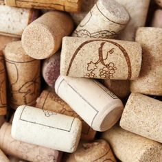 Use corks that are clean and free from damage.