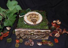 scatola magica erbe magiche, incensi, sacchetti portafortuna .. www.facebook.com/morlhail