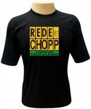 Camiseta Rede Chopp 01