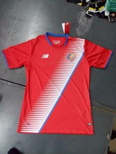 75069c860 Costa Rica 2017 Home Soccer Jersey