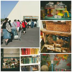 Over 100 vendors selling all the chippy, rusty, vintage and handmade goodness you could every want!  Mark your calendars November 9th at WestWorld in Scottsdale, AZ!