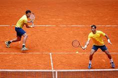 Blog Esportivo do Suíço:  Melo e Dodig batem tenistas da casa e vão às oitavas em Roland Garros