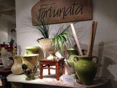 Artichoke and Antica Firenze Verde Antica January 2015 Show