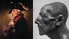 Frederick the Great (1712-1786) – cause of death: unspecified; aged 74