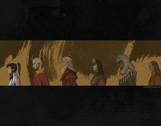LoK: Echoes of Past Lives by laurbits.deviantart.com on @deviantART