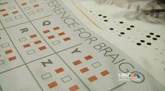 Niño de 12 años de edad crea una impresora Braille solo con un set de LEGOs