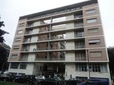 Casa Rustici / Milano, Italia (1933-1935)