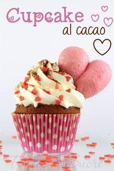 Cupcake+al+cacao+ricetta
